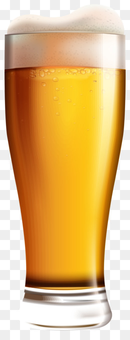 Beer Glass PNG.