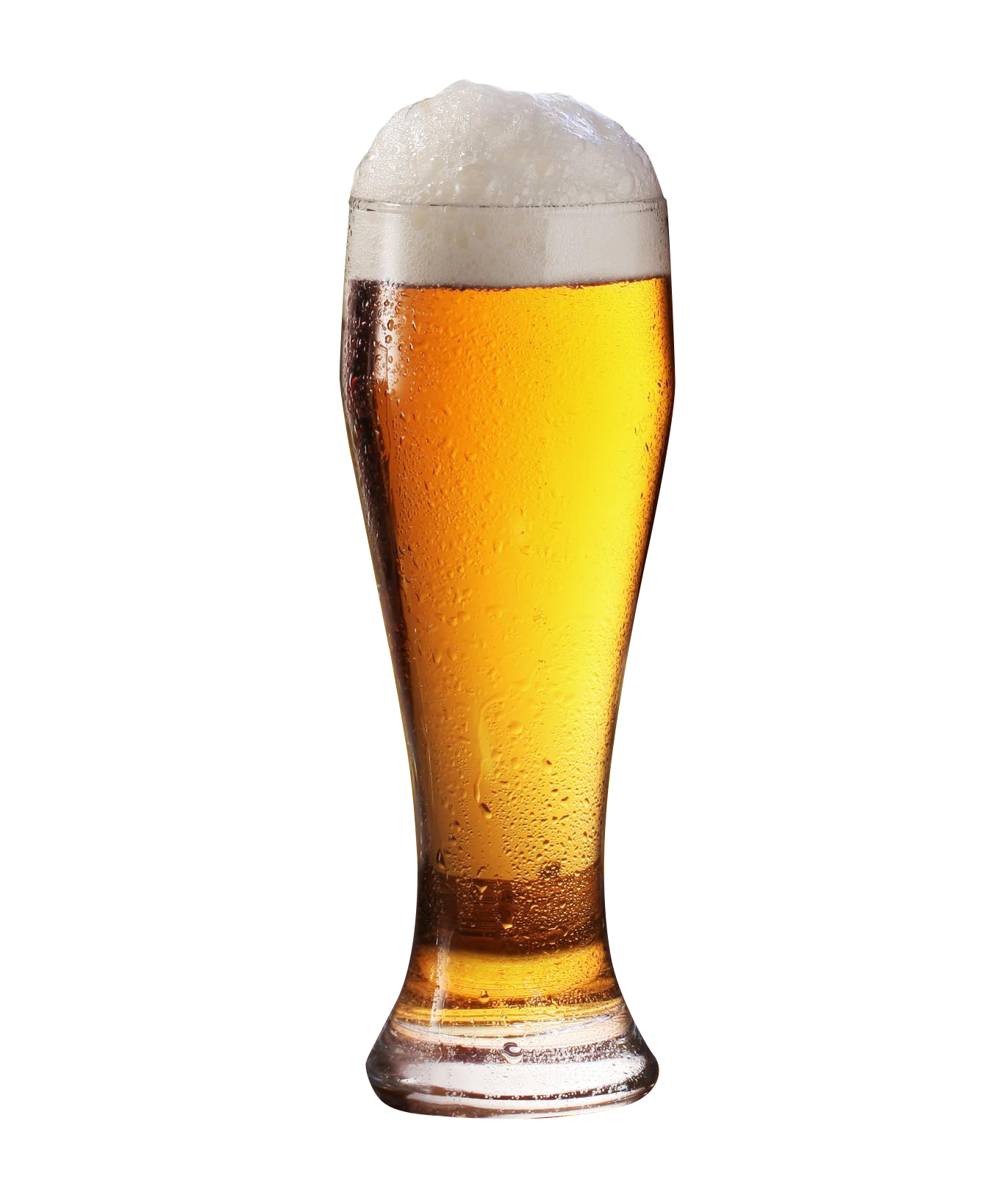 Beer Glass PNG Image.