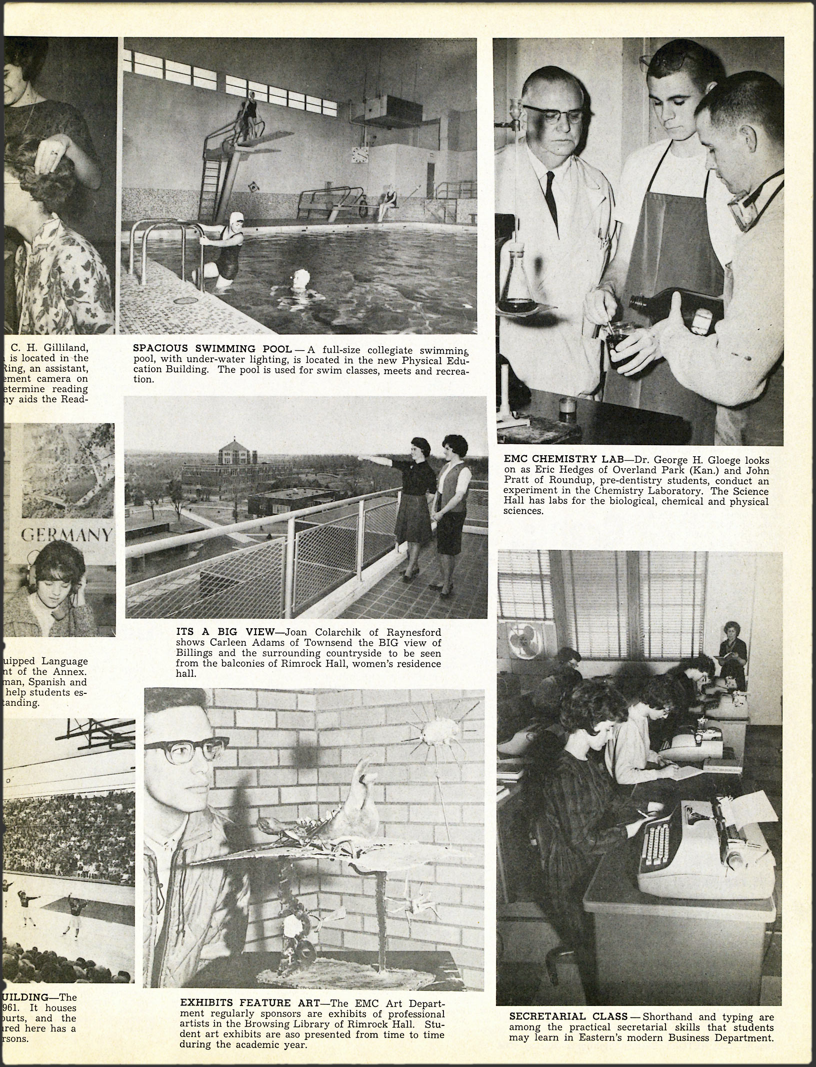 Eastern Highlights (Billings, Mont.) 1964.