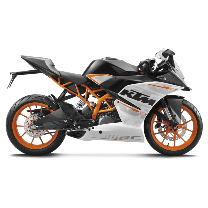 KTM RC 390 Bike PNG Image Free Download searchpng.com.