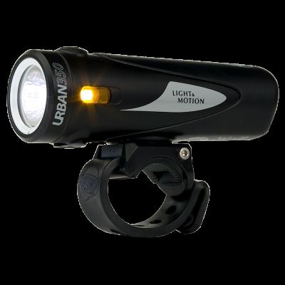 Light & Motion Urban® 350 bike light.