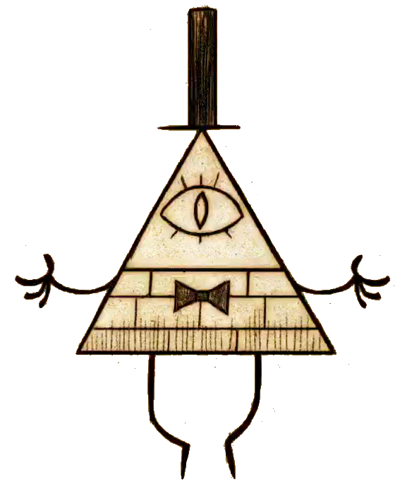 Bill Cipher Png Vector, Clipart, PSD.