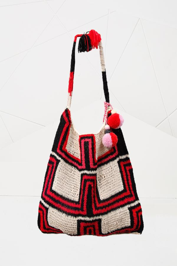 Bilum Bags from Papua New Guinea.