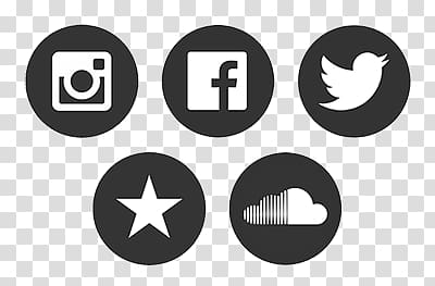 Social media Facebook Social network advertising Blog.