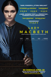 Lady Macbeth (film).