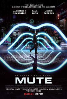 Mute (2018 film).