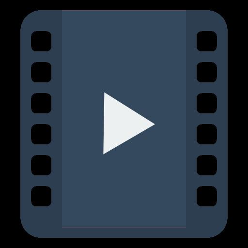 Film, movie icon.