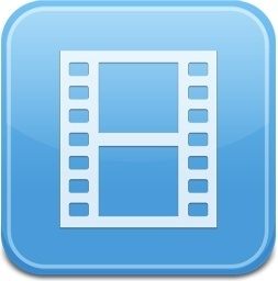Blue movies free icon download (884 Free icon) for.