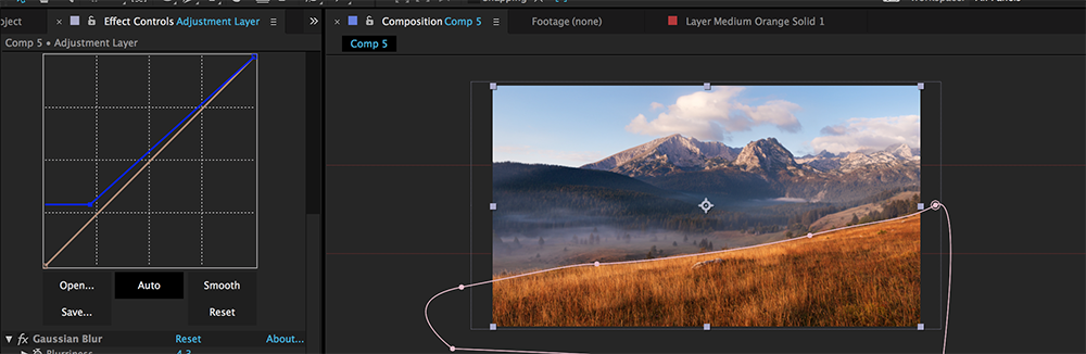How to Create Realistic Fog in After Effects.