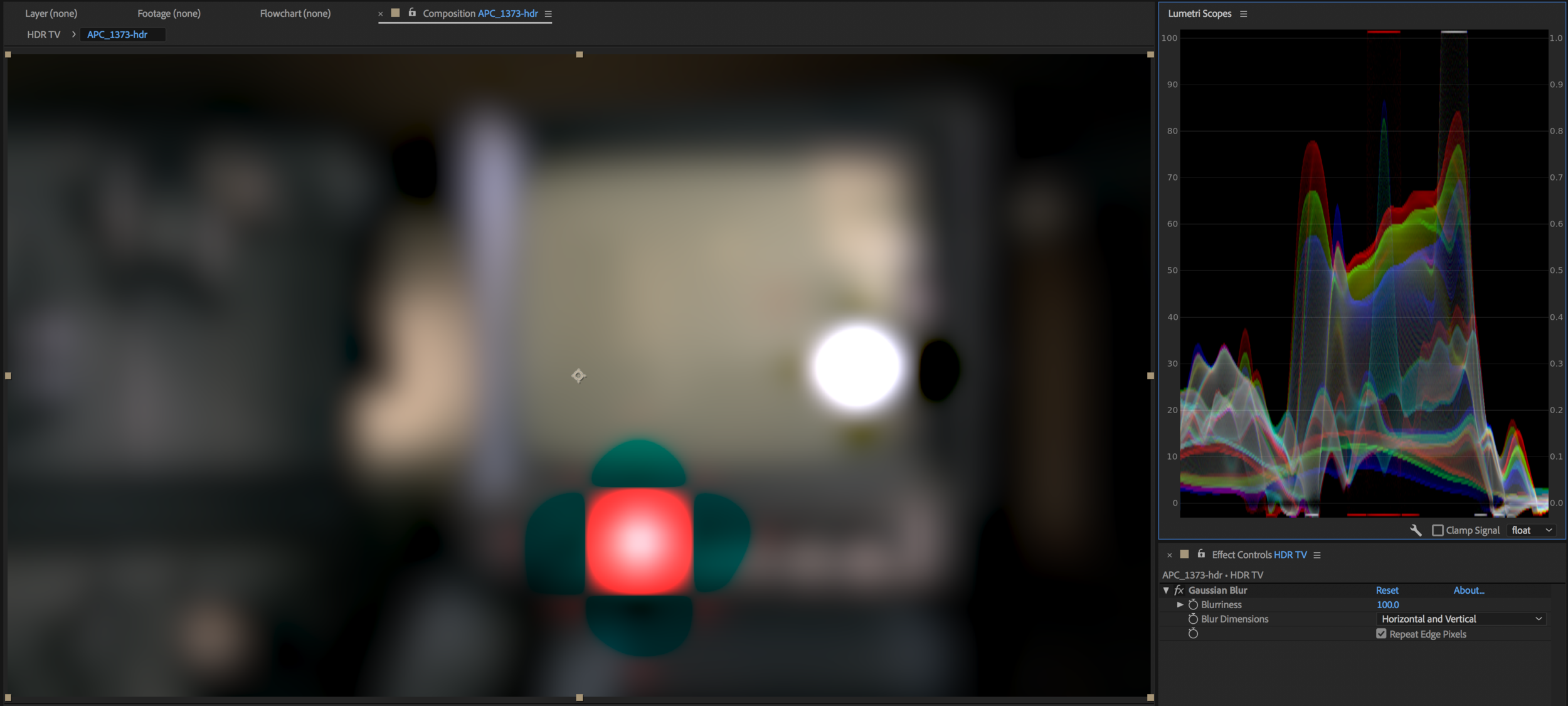The new After Effects Gaussian Blur is actually the old.