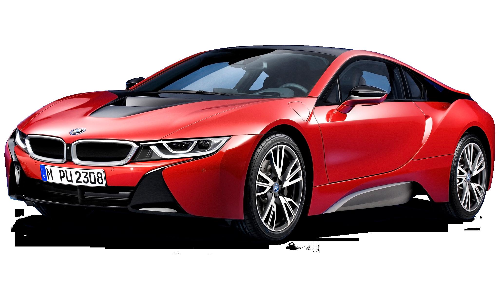 BMW Car PNG Image.