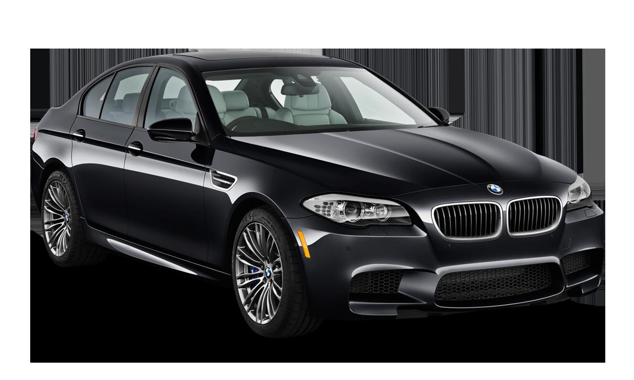 Black BMW M5 2013 Car PNG Clipart.