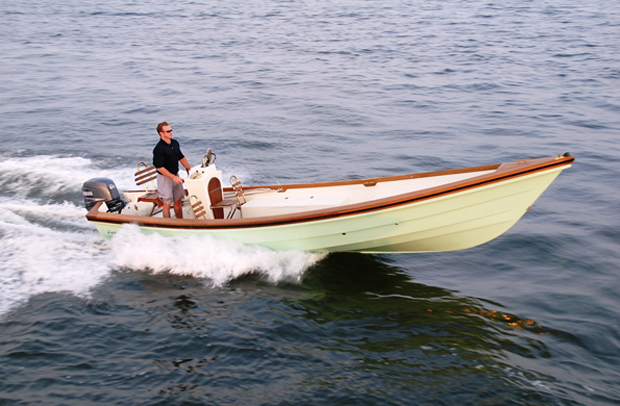 Scooter Flats Boat Plans.