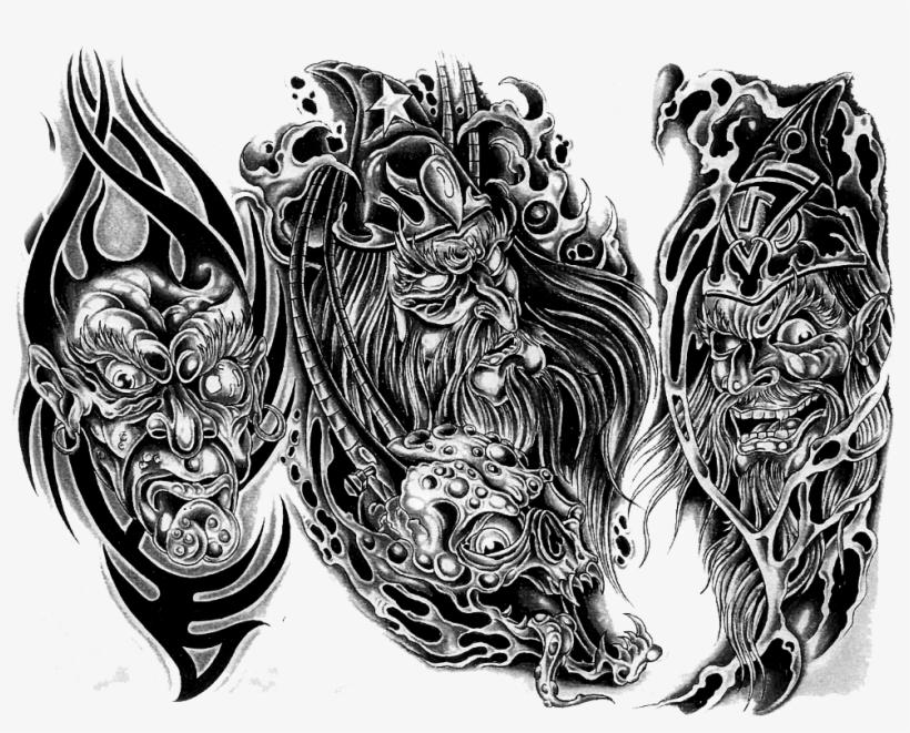 Body Art Tattoos Png Transparent Images Transparent PNG.