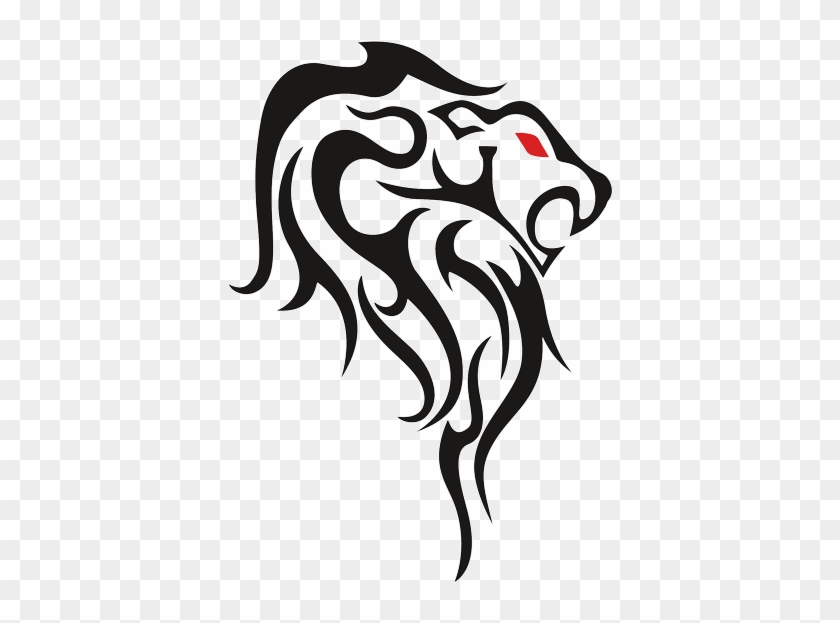Lion Tattoo Clipart Editing.