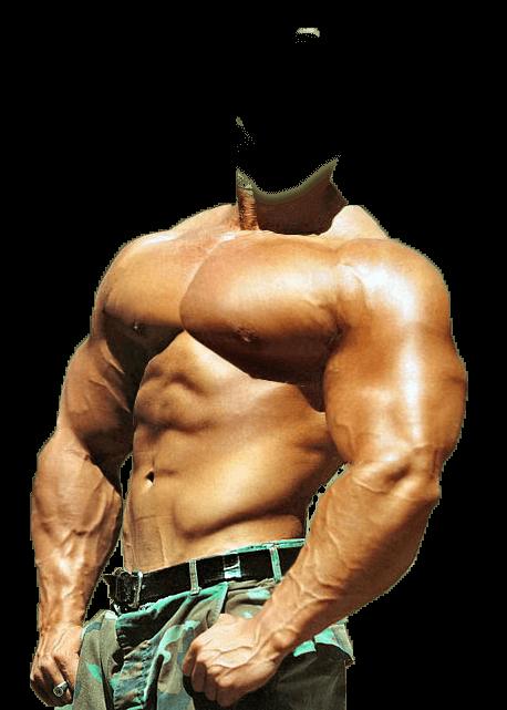 Bodybuilding PNG Transparent Images.