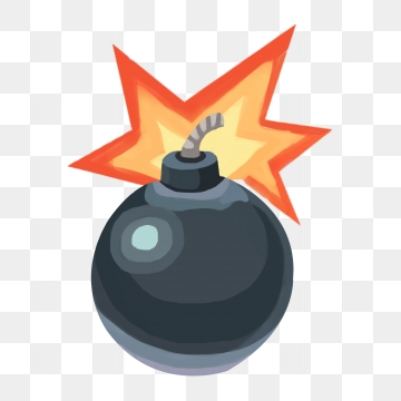 Bomb PNG Images.