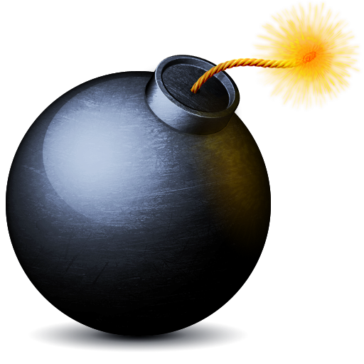 High Resolution Bomb Png Clipart #46590.