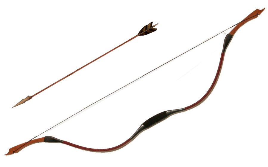 Arrow bow PNG images free download, arrow PNG.