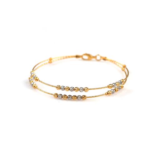 Gold Bracelets & Bangles Online In India.