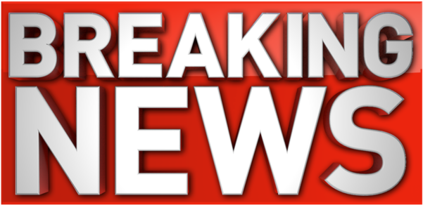 HD Breaking News Transparent Transparent Background.