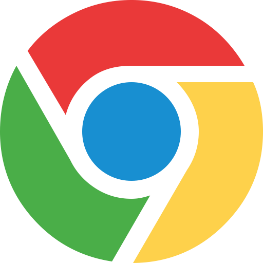 Chrome Browser New Icon transparent PNG.
