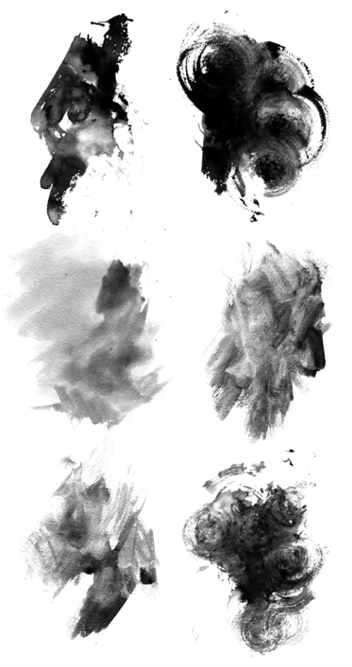 Download Free png Free High Res Photoshop Brushes: Grungy.