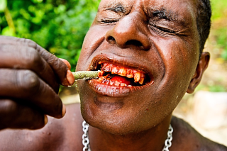 Beyond the euphoria: PNG has world\'s highest rate of oral.