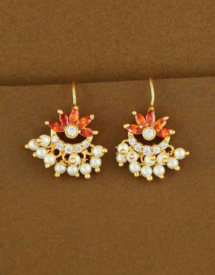 Bugadi Online: Buy Traditional Maharashtrian Bugadi Earrings.