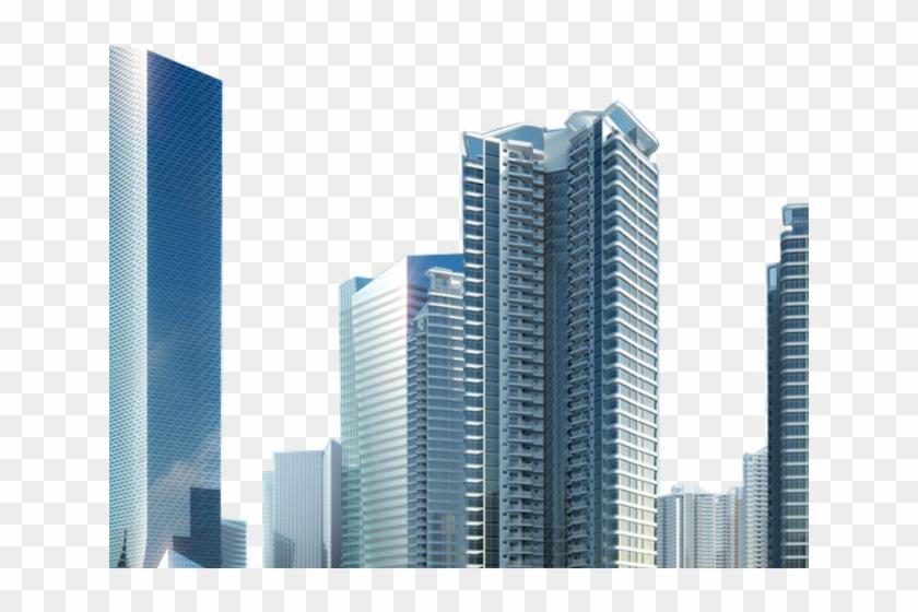 Skyscraper Clipart Bulding.