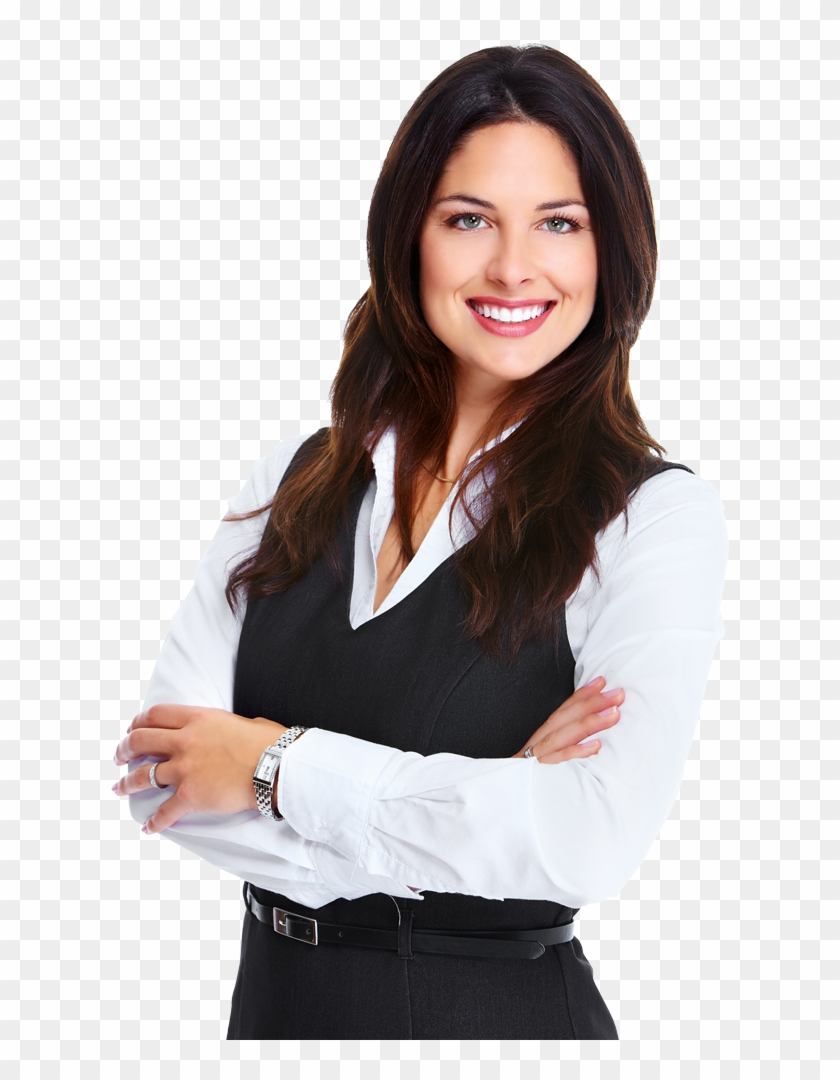 Business Woman Png, Transparent Png.