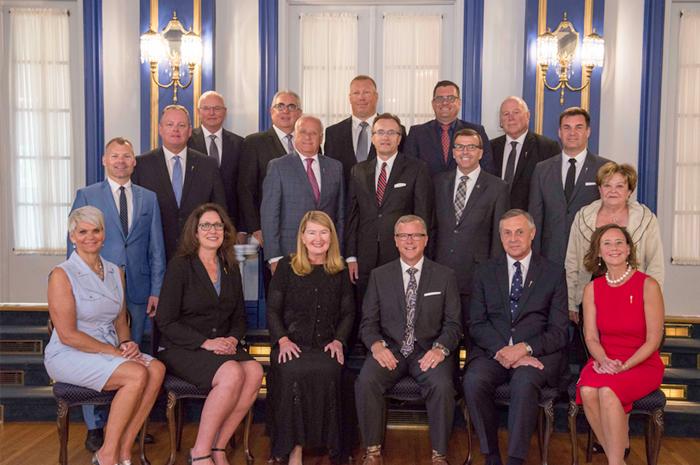 Premier Makes Cabinet Changes.
