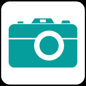 Camera Clipart Color.