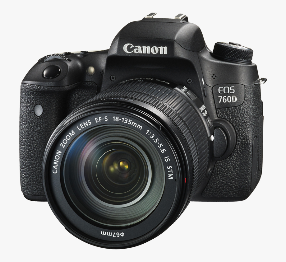 Digital Slr Camera Png Hd.