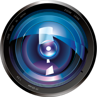 Camera lens png clipart 5 » Clipart Station.