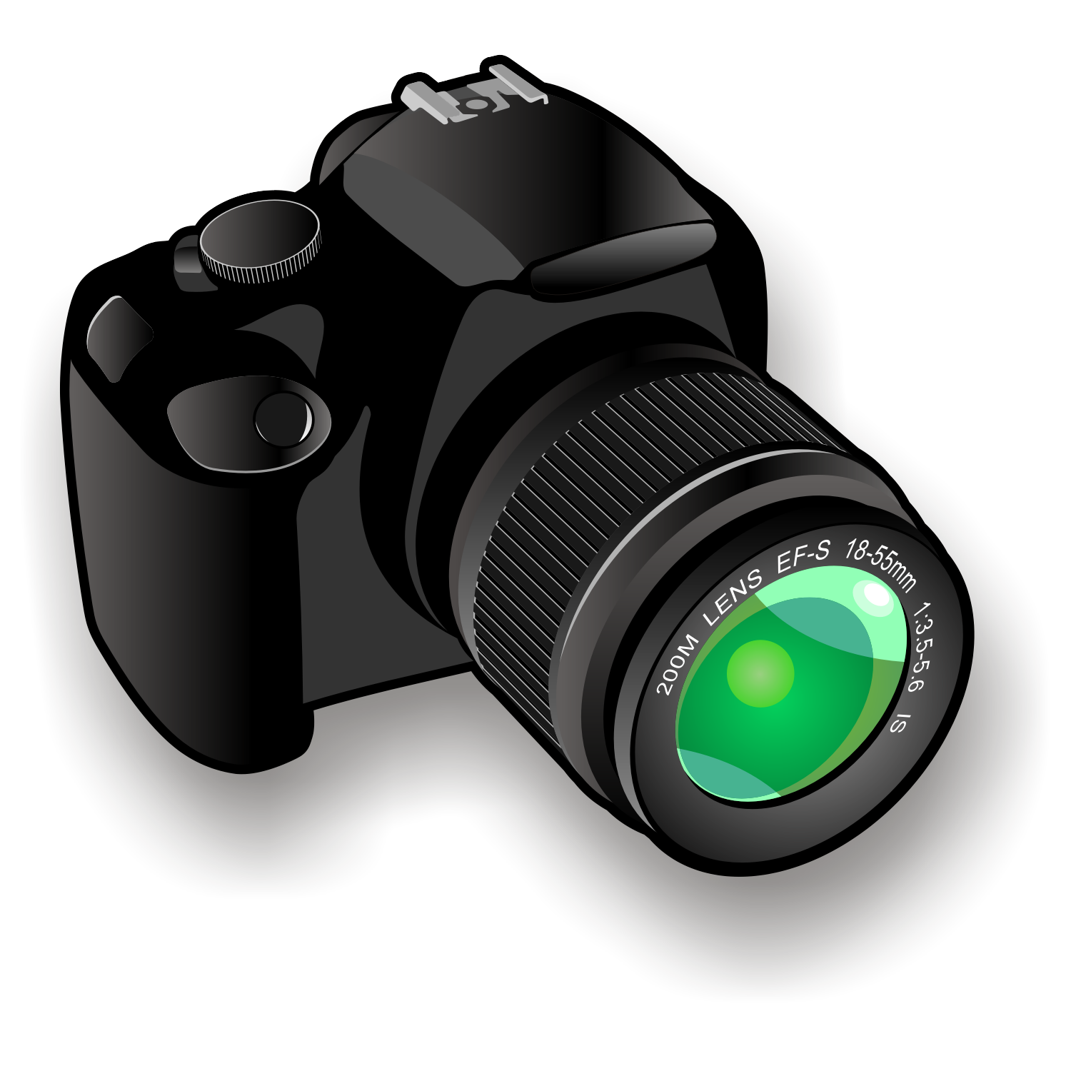 Vector Camera Free Png Download #37.