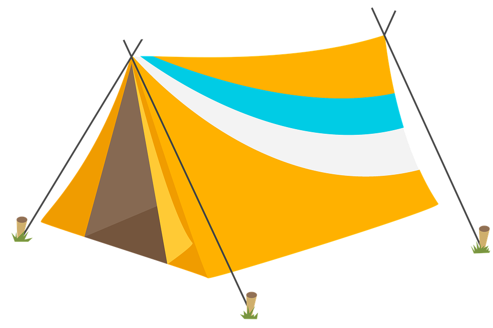 Camp PNG File.
