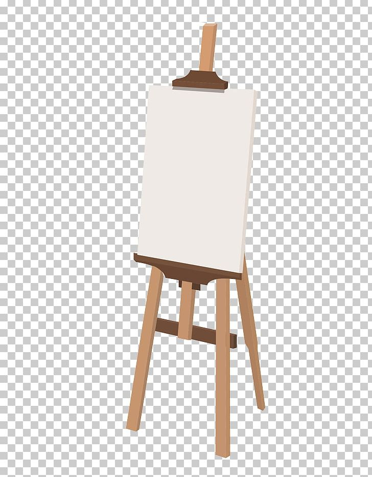 Easel Artist Painting Donkey PNG, Clipart, Angle, Art.