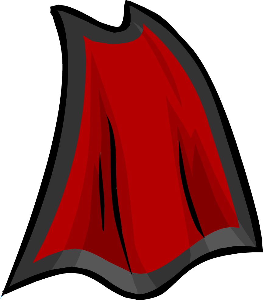 HD Cape Transparent Magician.