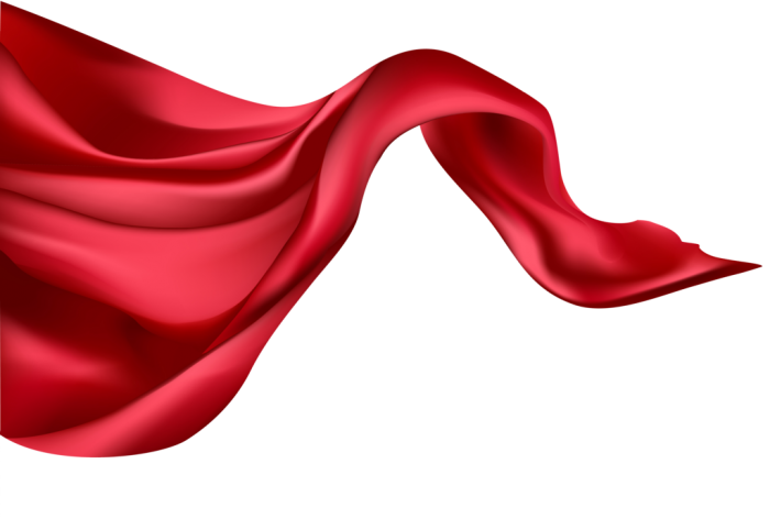 Red Cape Png Vector, Clipart, PSD.