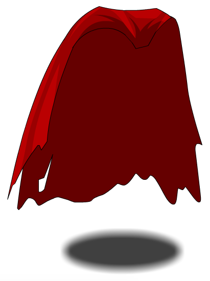 Red Riding Cape.