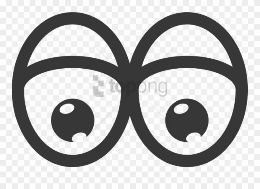 Free Png Cartoon Eyes Vector Png Image With Transparent.