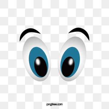 Cartoon Eyes Png, Vector, PSD, and Clipart With Transparent.