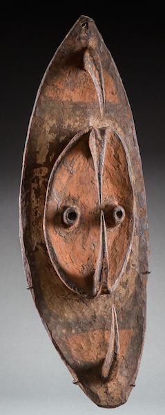 Sepik Carving.