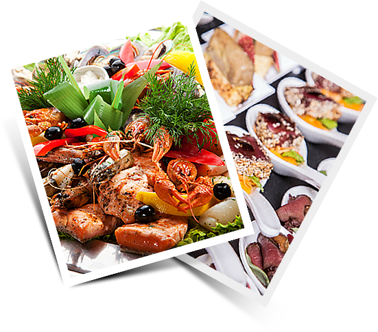 Mississauga Catering Service.