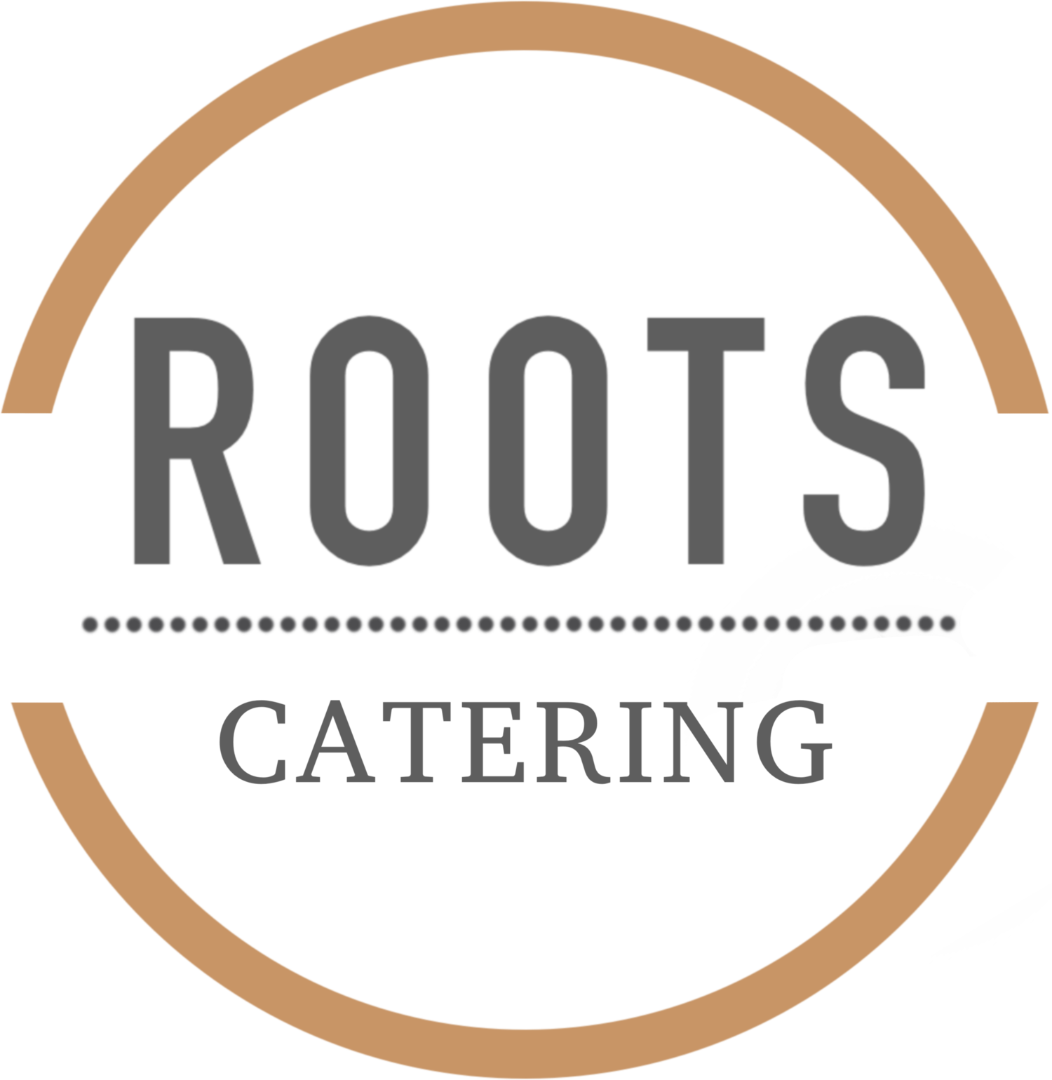 Roots Catering.