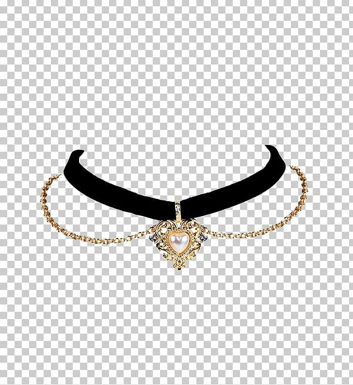 Earring Necklace Choker Jewellery Pearl PNG, Clipart, Body.