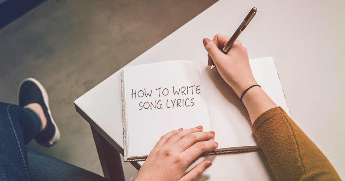 How to Write Song Lyrics for Christian Music.