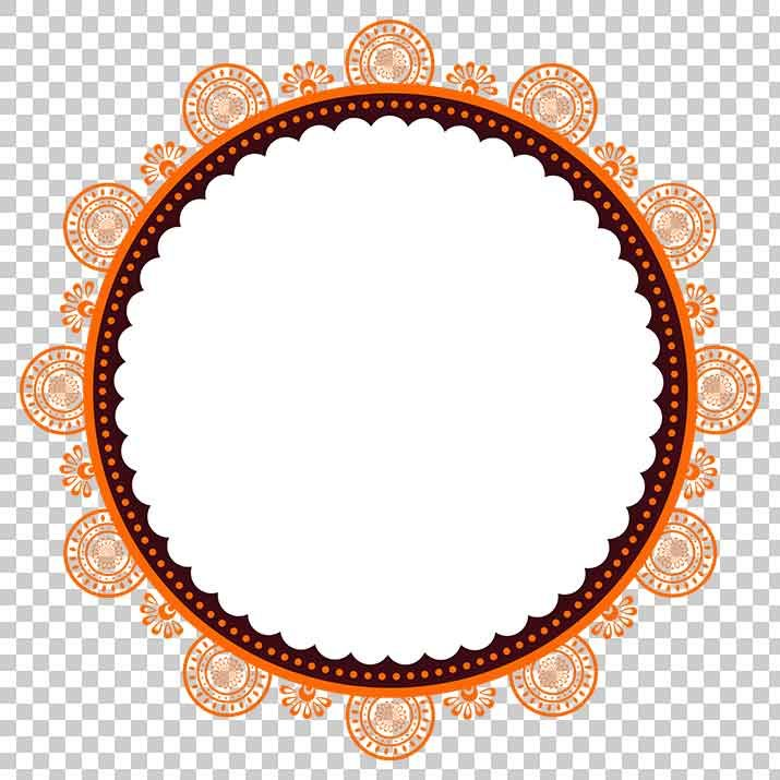 Circle Frame PNG Image Free Download searchpng.com.