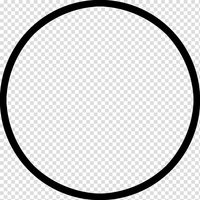 Build A Nouveau Frame, black circle illustration transparent.